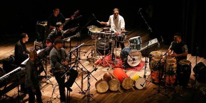 Todo un éxito la 5ª edición del Festival de Percusión Centroamericano
