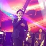 Ruben Blades le dice Adios y gracias a Miami junto a Victor Manuelle
