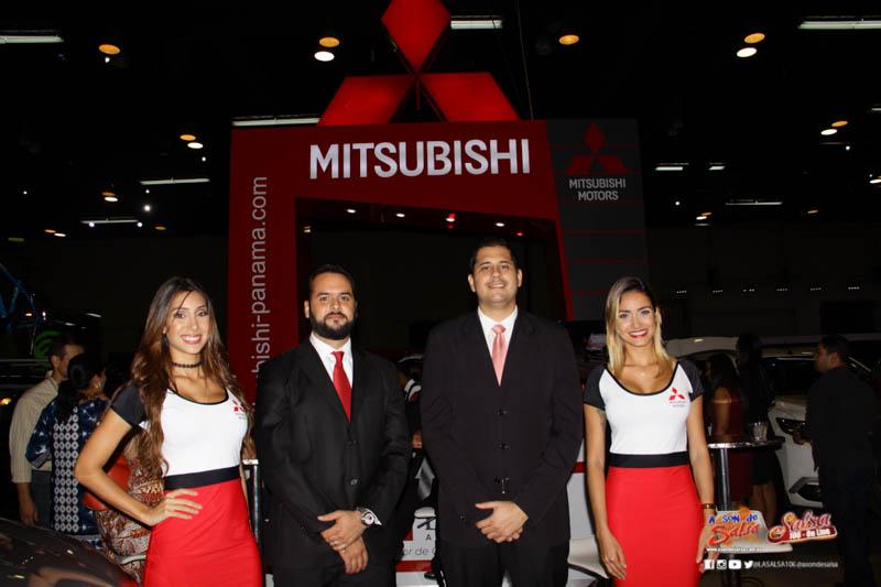 Lanzamiento oficial de la nueva MITSUBISHI ASX 2017 – Tú válvula de escape en el Panamá Motor show 2017