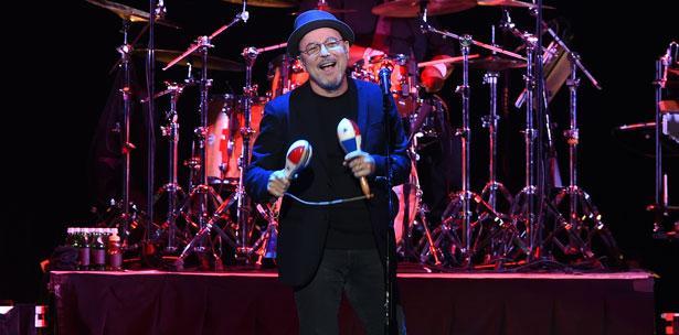 Ruben Blades realiza emotivo concierto de despedida en Puerto Rico