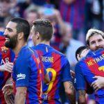 Barcelona FC vence 4-0 al Deportivo La Coruña en Liga BBVA
