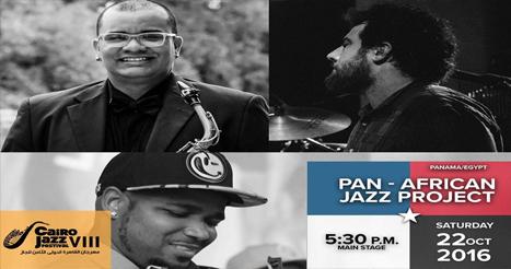 Panamá estará presente en el Cairo Jazz Festival en Egipto