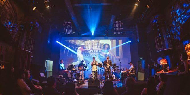 Casco Jazz Night en el Teatro Amador con Nando Lopez & Sexteto