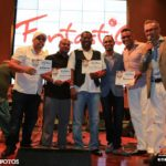 Bailadores se gozan el Día Nacional de la Salsa en Panamá