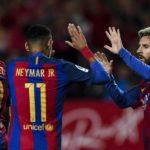 Messi lidera una gran remontada en Sevilla 2-1 y llega a su gol 500