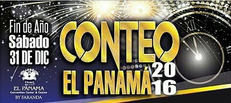 Rumba de fin de año en Hotel El Panamá