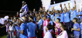 Árabe Unido se corona campeón al derrotar 2-0 al Plaza Amador