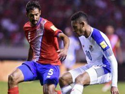 Panamá empata 0-0 con Costa Rica en su estadio Nacional de San José