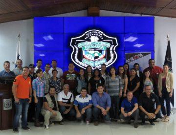 AMEDIPA sigue con su jornada de capacitación: Manejo informativo en temas de seguridad y Prevención