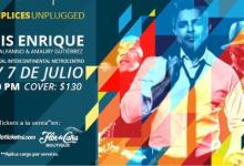 Luis Enrique regresa a Nicaragua y como invitado su compadre Omar Alfanno
