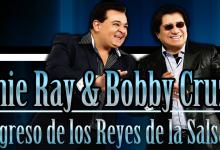 """Vuelven los Reyes de la Salsa """"Richie Ray & Bobby Cruz"""""""