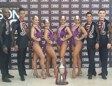 Panamá se corona campeón en baile del Euroson Latino en Puebla, México