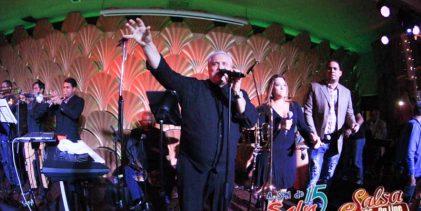 Mauricio Silva y La Kshamba en Starbay Casino